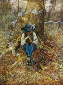 Piper of Dreams by Estella Canziani